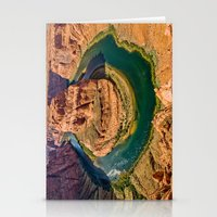 Horseshoe Bend Stationery Cards