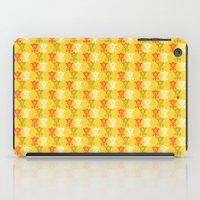 Happy Retro 3 iPad Case