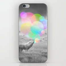 The Echoes of Silence iPhone & iPod Skin