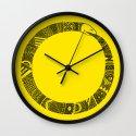Snake sleeve Wall Clock