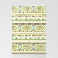 Aztec Eye Stationery Cards