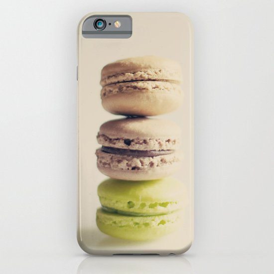 The lonely macaroons  iPhone & iPod Case