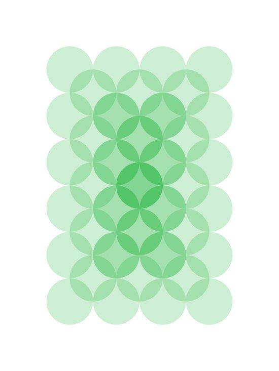 Geometric Abstraction III Art Print