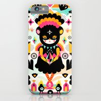 iPhone & iPod Case featuring Naiki by Muxxi