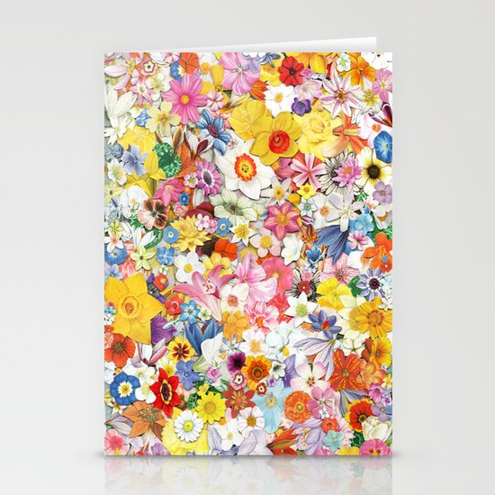 Flowers.2 Stationery Card