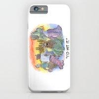 I'd Hit It iPhone 6 Slim Case