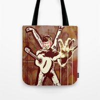 Puppetmaster Tote Bag