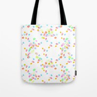 Ditsy Pop Tote Bag