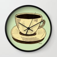 good ol' cup of coffee, I. Wall Clock