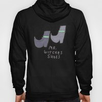 MR WITCHES SHOES. Hoody