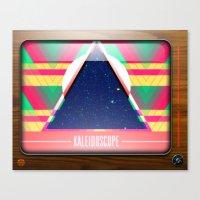 Kaleidoscope TV version C Canvas Print
