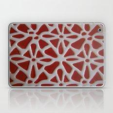 Red Stone Path Laptop & iPad Skin