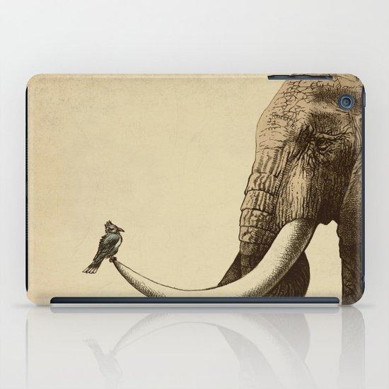 Old Friend iPad Case