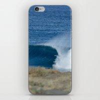Empty Runner, Baja iPhone & iPod Skin