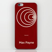 Remedy's Max Payne iPhone & iPod Skin