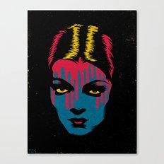 Primary Canvas Print