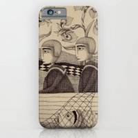 iPhone & iPod Case featuring The Golden Fish (2) by Judith Clay