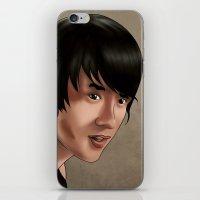 Jackie Chan iPhone & iPod Skin