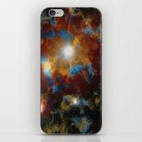 Nebula III iPhone & iPod Skin