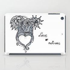 Love Of Nature iPad Case