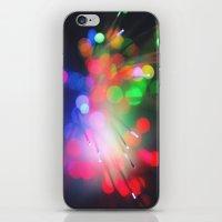 Bokeh Sample iPhone & iPod Skin
