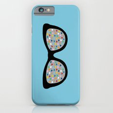 Heart Eyes iPhone 6s Slim Case