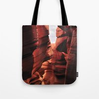 Curves. Low Antelope Can… Tote Bag