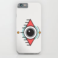 iPhone & iPod Case featuring The Seeing Eye by Lara Trimming