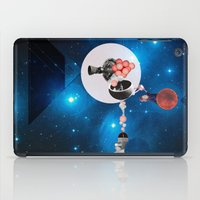 Space Flight iPad Case