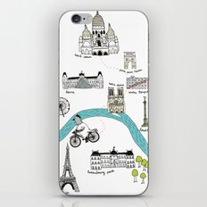 Morning In The City iPhone & iPod Skin