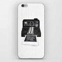 Se souvenir des belles choses iPhone & iPod Skin