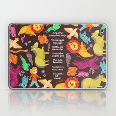 Jumping Laptop & iPad Skin