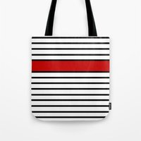 Simple Shapes Series Tote Bag