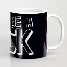 The golden rule Mug