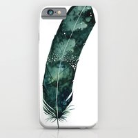 Galaxy Feather iPhone 6 Slim Case