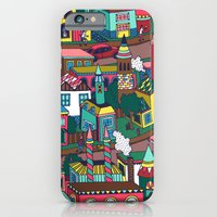 iPhone & iPod Case featuring Good Morning! by Valeriya Volkova