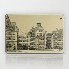 Wesley Hospital 1888 Laptop & iPad Skin