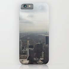 Central Park in the Fog iPhone 6s Slim Case