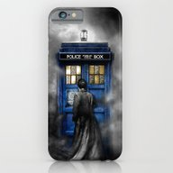 Tardis Doctor Who Lost I… iPhone 6 Slim Case