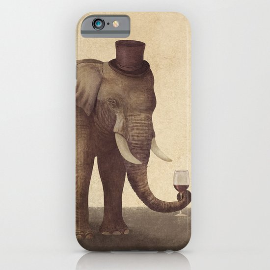 A Fine Vintage  iPhone & iPod Case
