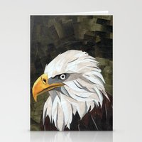 Eagle! Stationery Cards