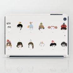 Miyazaki 's World iPad Case