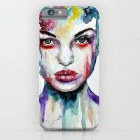 One Hour Watergirl  iPhone 6 Slim Case