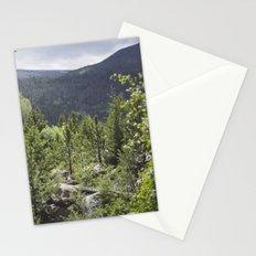 Rocky Mountains Stationery Cards