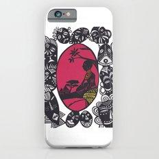 African Masks Slim Case iPhone 6s