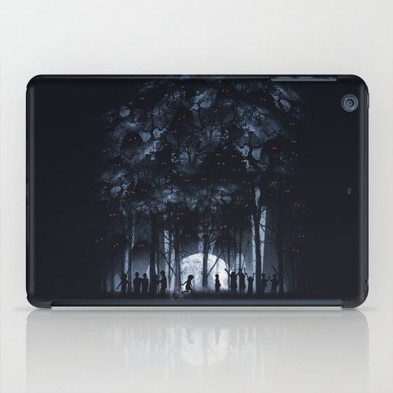 Creatures Rule the Night iPad Case