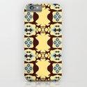 Deer Poker Theme Pattern iPhone & iPod Case