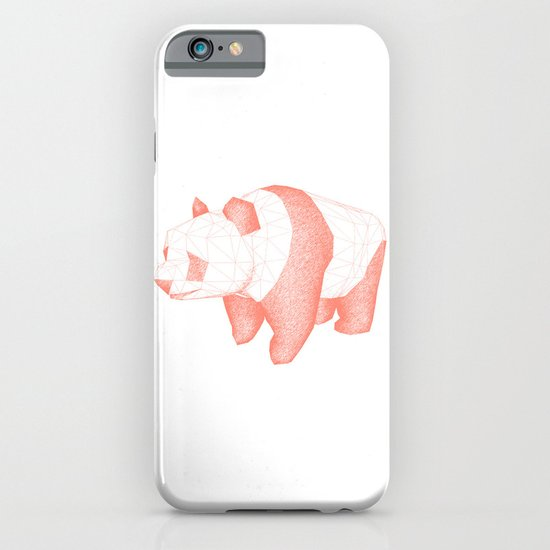 Geo Panda iPhone & iPod Case