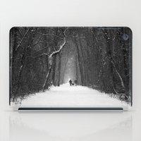 Snow White Morning iPad Case