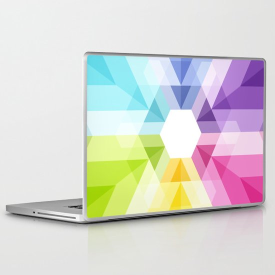 Fig. 025 Laptop & iPad Skin